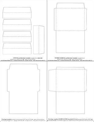 A2 Cards Template by The World S Catalog Of Ideas