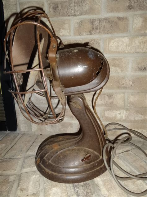 electric fan for sale antique vintage westinghouse oscillating electric fan for