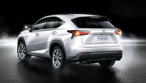 lexus nx malaysia lexus nx launched in malaysia from rm299k rm385k image 307815