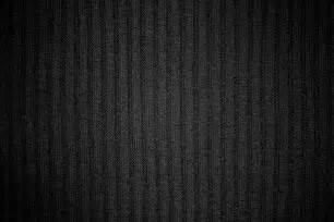 Black Cloth Black Ribbed Knit Fabric Texture Picture Free Photograph