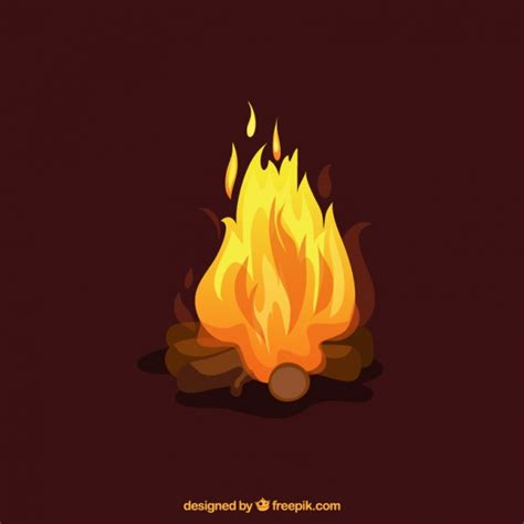 Fireplace Graphic by Illustration Vector Free