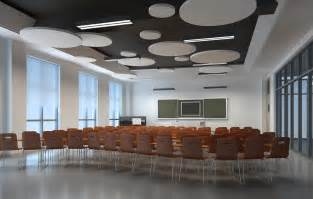 classroom suspended ceiling design 3d house