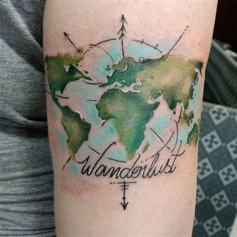 tattoo watercolor quebec compass tattoo designs with meaning nautical compass