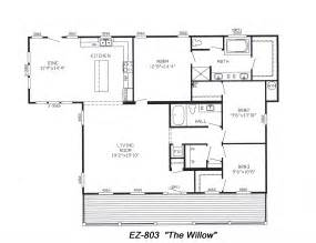 wide floor plans triple wide floorplans mccants mobile homes