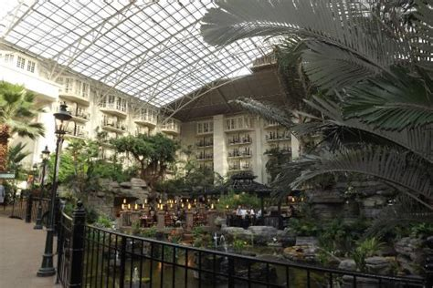 inside the hotel picture of opryland hotel gardens