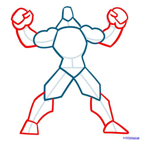 how to draw muscles how to draw muscles step 8