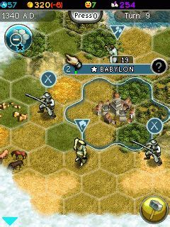 sid meiers civilization 5 the mobile game java game for