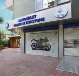 tuevturk motosikletlere oezel muayene istasyonu acti