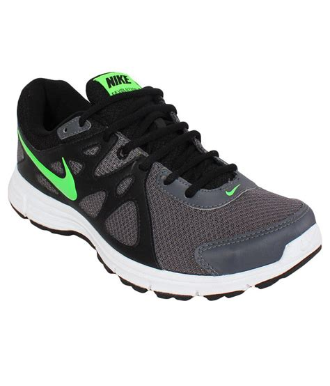 nike gray sports shoes available at snapdeal for rs 3265