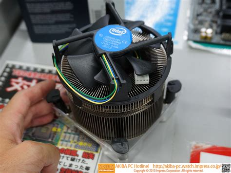 Intel I7 6700k Box No Fan Skylake 1151 Murah genuine intel skylake stock cooler released proclockers