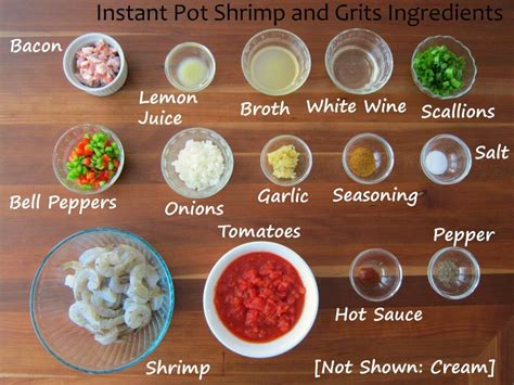 best instant pot shrimp and grits paint the kitchen red
