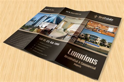 Luxury Brochure Template by 19 Luxury Brochure Template Free Psd Ai Vector Eps