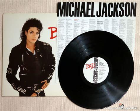 michael jackson bad vinyl original michael jackson bad 1987 vinyl voluptuous vinyl records