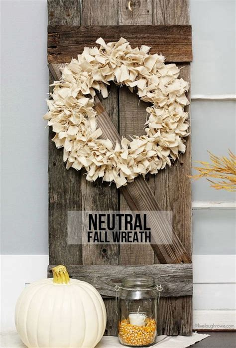 beautiful diy rustic decoration ideas  fall