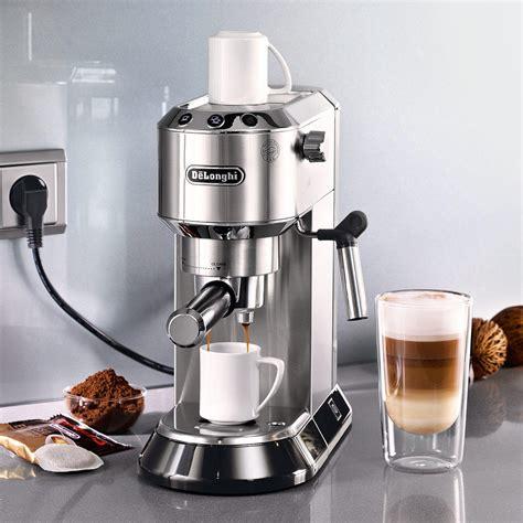 delonghi espresso maschine de longhi espresso maschine dedica online kaufen