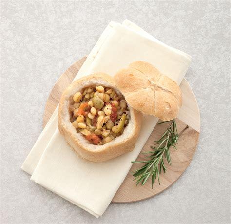 pane cucina le zuppe con il pane cucina naturale