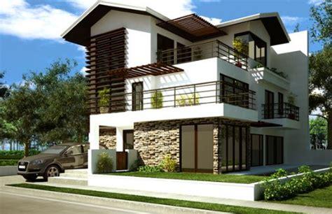 fachada de casa moderna   Fachada De Casas