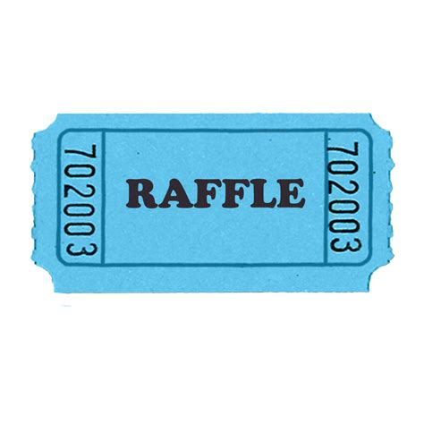 raffle tickets term three