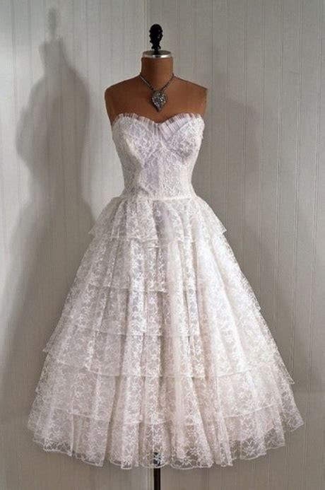 Brautkleider Größe 50 by Abiti Da Sposa Stile Vintage