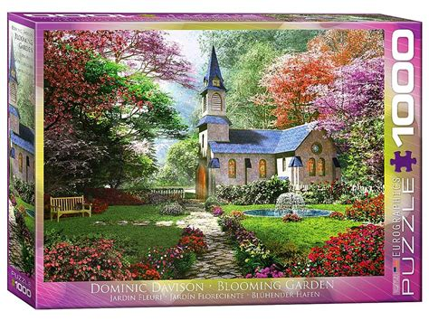 Garden Puzzle by Garden Puzzle At Puzzle Palace Australia Buy