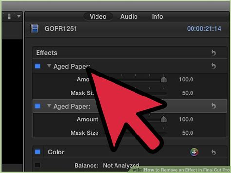 final cut pro uninstall how to remove an effect in final cut pro 14 steps with