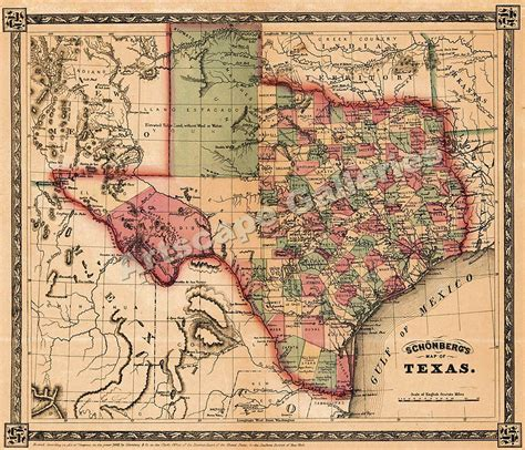 historic us maps for sale 1866 sch 246 nberg s map of historic map 24x28