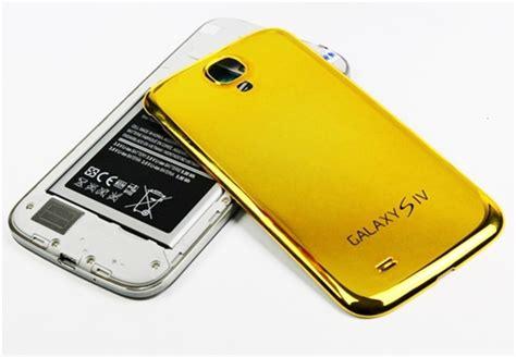 Ber List Gold Samsung S4 1 samsung galaxy s4 i9500 i9505 battery door gold no carrier logo inkojet