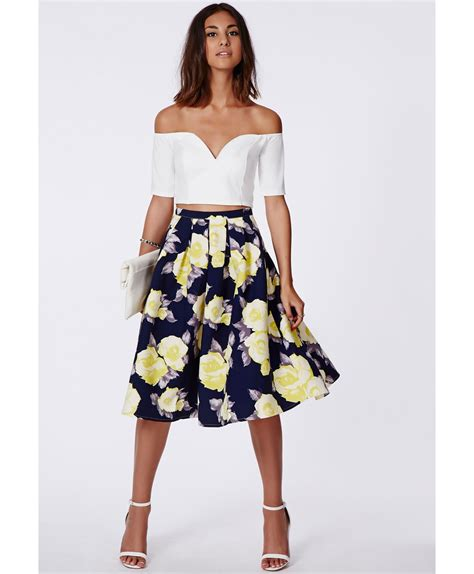 10 floral skirts to plant your waist i