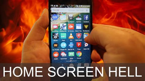 how to change android home screen layout coulby