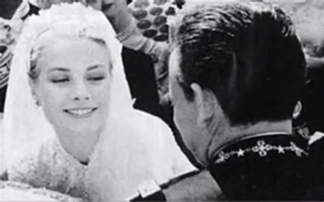 Grace On Marriage By Of official grace wedding the wedding in monaco