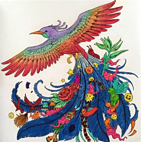 secret garden coloring book gallery animorphia by kerby rosanes colour with