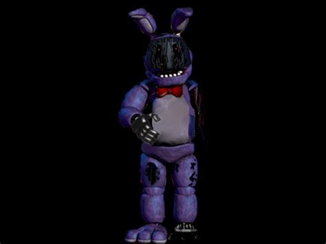 withered bonnie fnaf 1 style youtube