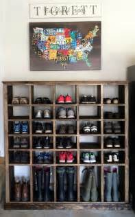 shoe shelving ideas 25 best ideas about shoe racks on shoe rack