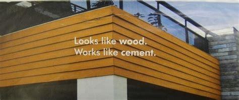 exteriorinterior cladding  cement wood planks shiv
