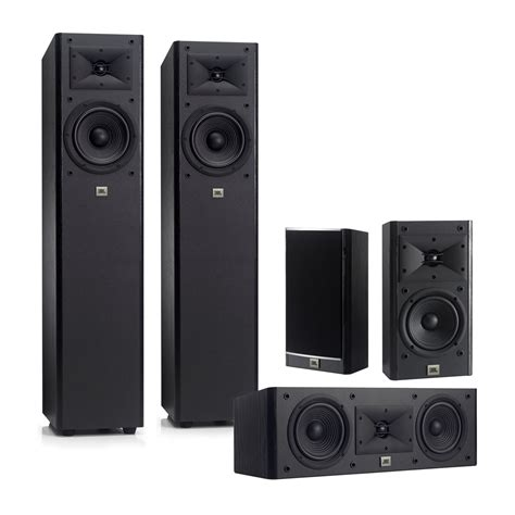 jbl arena  series  channel home theater speaker
