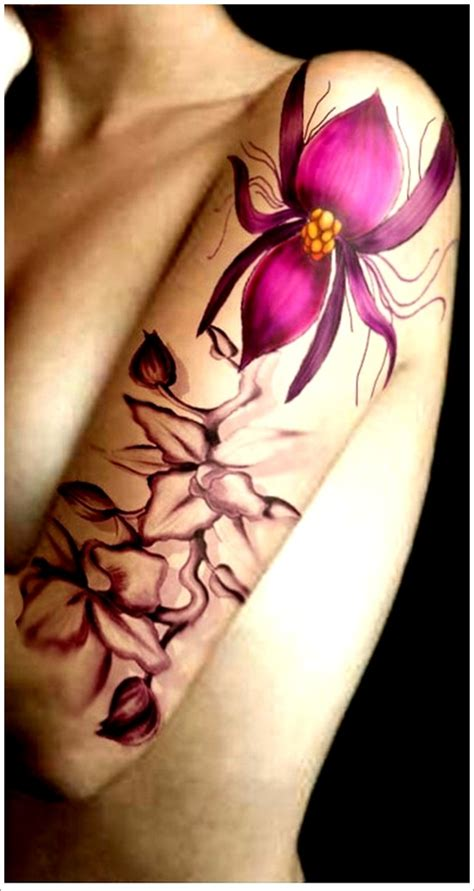 orchid tattoos designs 30 and beautiful orchid designs