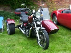 Honda Shadow Sidecar Honda Vt Bikes With Sidecar Trike And Specialities