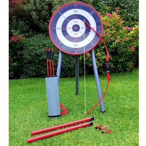 Garten Spiele by Garten Bogenschie 223 En Set Aussen Spiele Kinder Erwachsene