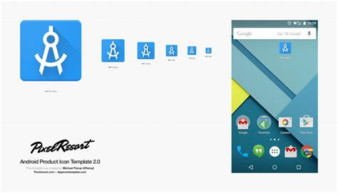 Android App Icon Template android app icon template www pixshark images