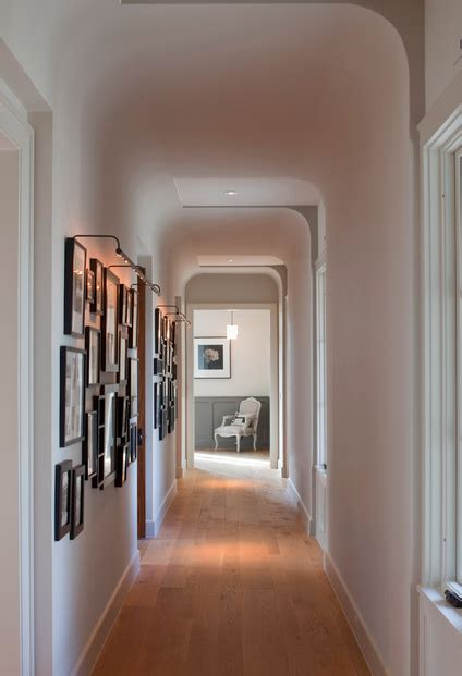 How To Decorate A Narrow Hallway Wall