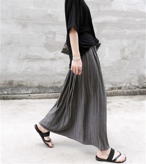 maxi skirt pleated fashion skirts summer new 2016 high waist pleated skirt fashion maxi skirt plus size skirts
