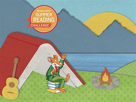 scholastic summer reading challenge scholastic summer reading challenge resources