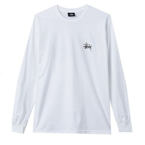 Sleeve T Shirt Stussy stussy basic stussy sleeve clothing natterjacks