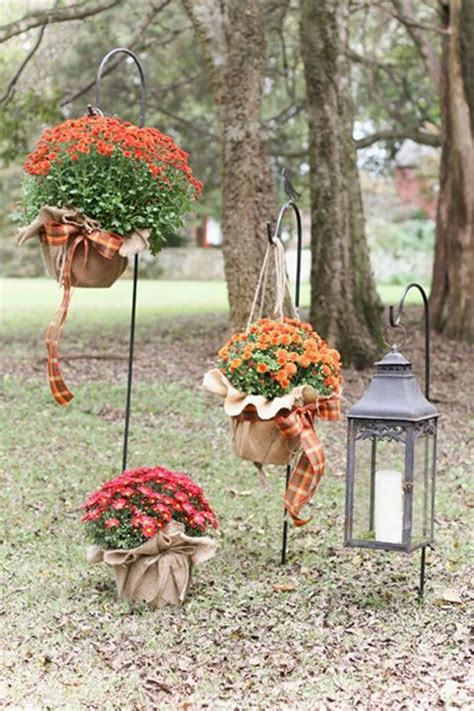 fall garden wedding 47 enchanting fall garden wedding ideas happywedd