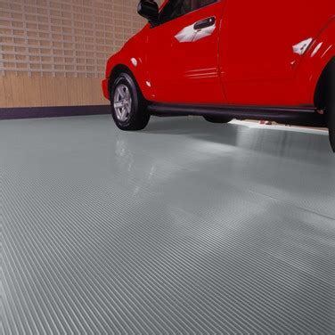 Ribbed Pattern Garage Roll out Mats     Coco Mats N' More