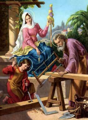 imagenes de jesus ayudando amor eterno fiesta sagrada familia de nazareth jes 250 s