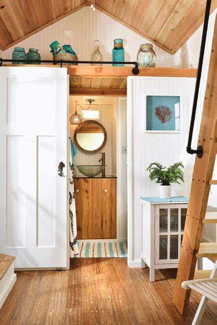 tiny house bathroom beach tiny house bathroom beach style bathroom portland by tiny digs