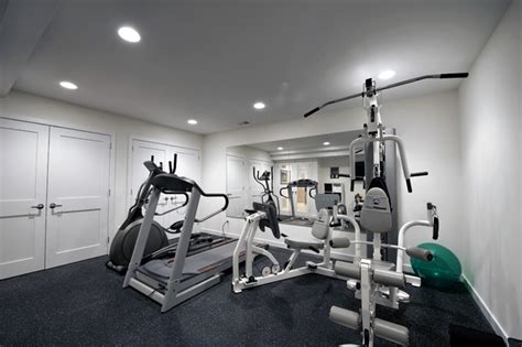 home gym design download very modern basement remodel by moss