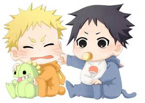 baby naruto sasuke crazy hyper deviantart