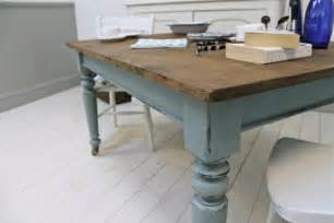 Distressed Kitchen Table Distressed Painted Pine Kitchen Table For Sale Distressed But Not Forsaken